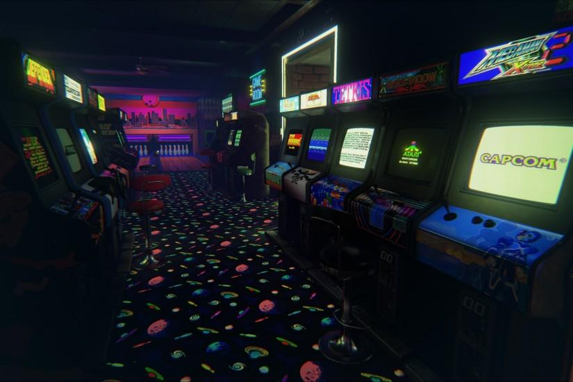 Arcade offers an entire 80s arcade to play in – The Rift Arcade .
