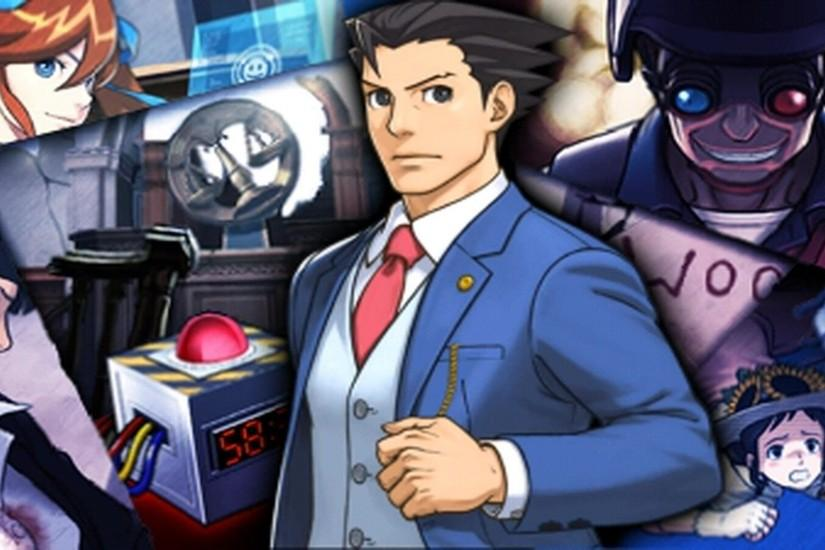 Phoenix Wright: Ace Attorney - Dual Destinies - Episode 1: Turnabout  Countdown Playthrough [3DS] - YouTube