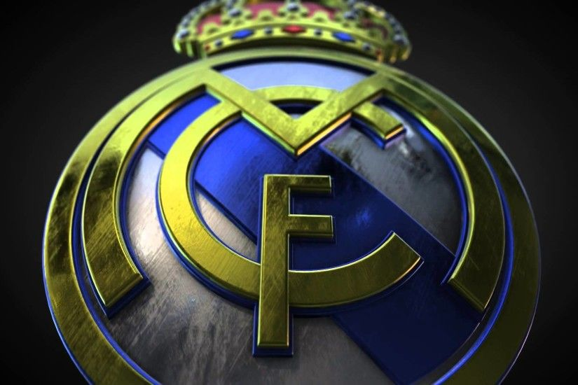 ... real madrid logo wallpaper real madrid 2018 wallpaper 3d 72 images ...