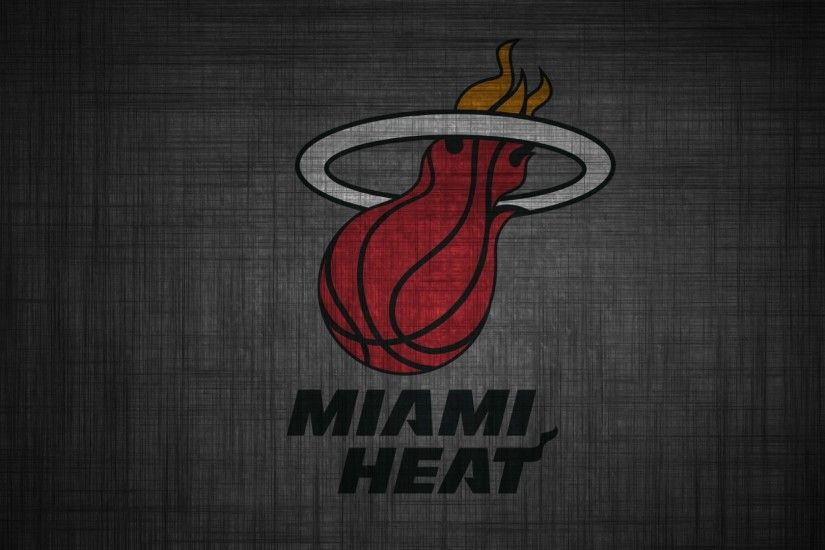 Best Logo Miami Heat Wallpapers.