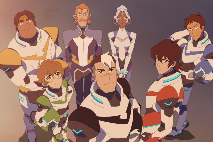 Genderswapping in Voltron: Legendary Defender - Geek Syndicate | Geek  Syndicate