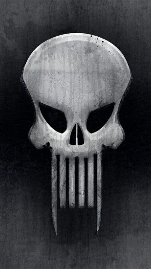 GOLF / The Punisher Gray Skull Golf Ball Marker New! in Sporting Goods,  Golf, Golf Accessories, Ball Markers