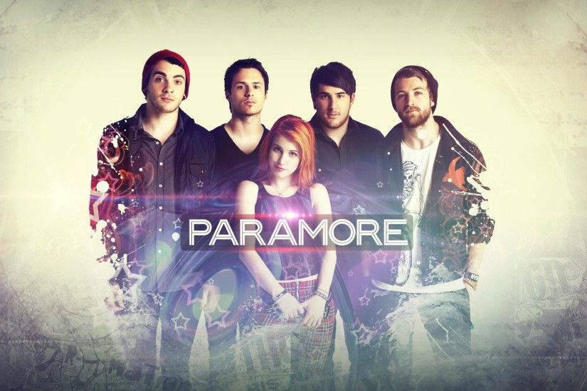 Paramore Band Cool Wallpaper Wallpaper
