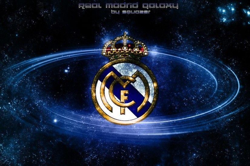 Sports - Real Madrid C.F. Real Madrid Logo Wallpaper