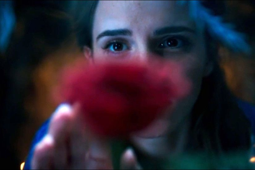 Beauty And The Beast 2017 Trailer With Emma Watson - DOWNLOAD FREE HD  WALLPAPERS