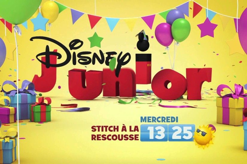 Disney Junior HD France (Full HD) - Adverts & Continuity .