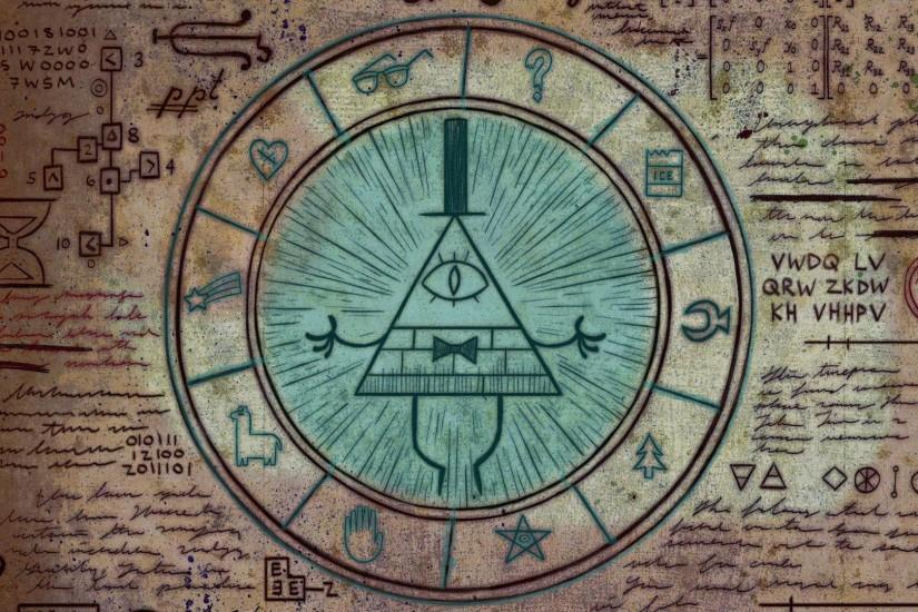 bill cipher wallpaper 1920x1080 for mac