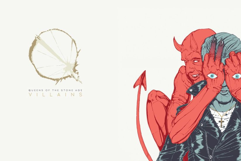 Queens of the Stone Age - Villains Wallpapers 1920x1080