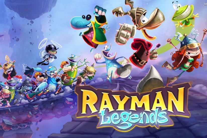 Rayman Wallpapers - Full HD wallpaper search