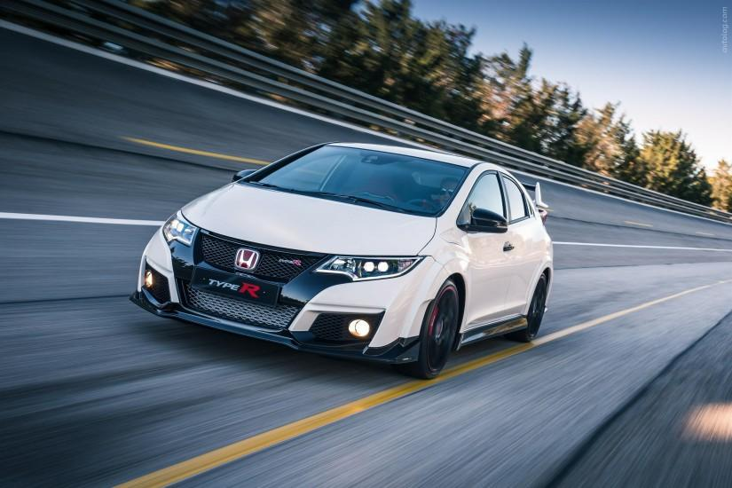 Honda Civic Type R HQFX Wallpaper Download, Denae Thayer