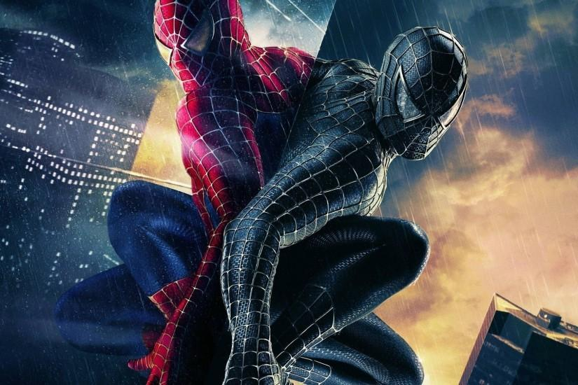 Wallpapers For > Spiderman 3 Wallpaper