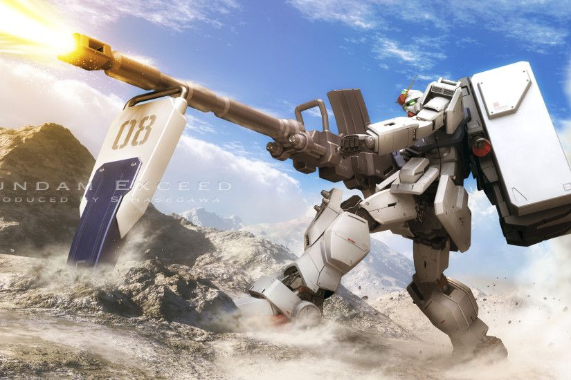 http://gundam-exceed.main.jp/image/GALLERY/GALLERY1-10.jpg | GUNDAM |  Pinterest | Gundam, Gundam art and Mobile suit