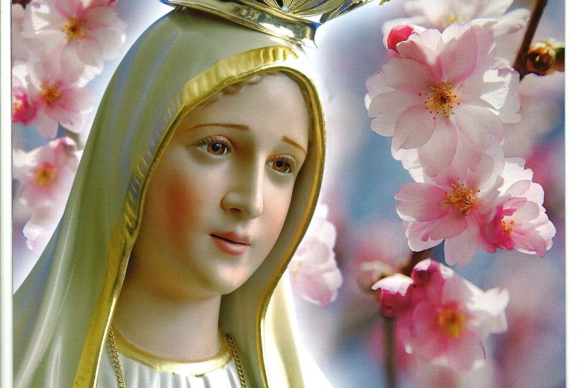 13 Mary (Mother of Jesus) HD Wallpapers | Backgrounds - Wallpaper .
