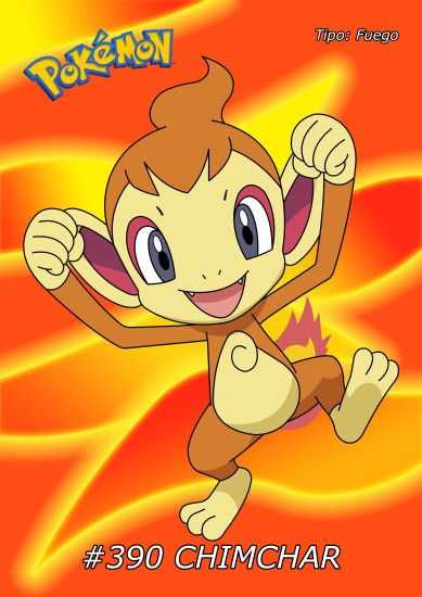 ... Chimchar (01) by adfpF1