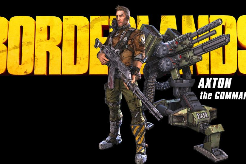 Axton Borderlands