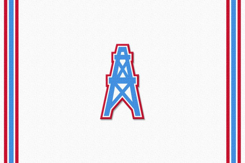 Houston Oilers Wallpapers by Cerys Woodward