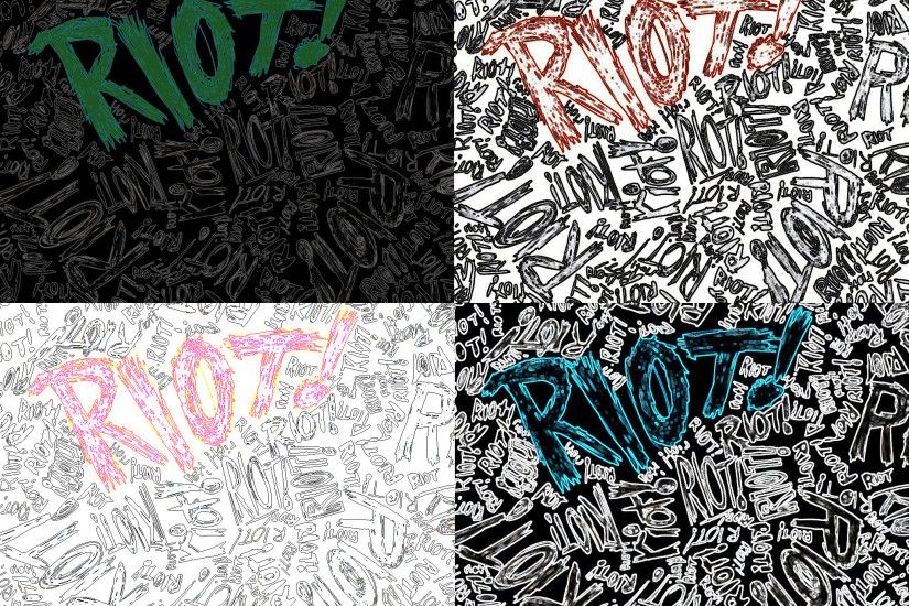 ... Riot! images Paramore HD wallpaper and background photos (26753987) ...