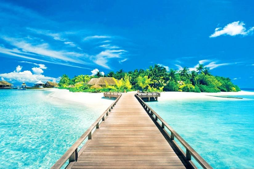 Tropical Island in Germany Cool Photos - World Visits