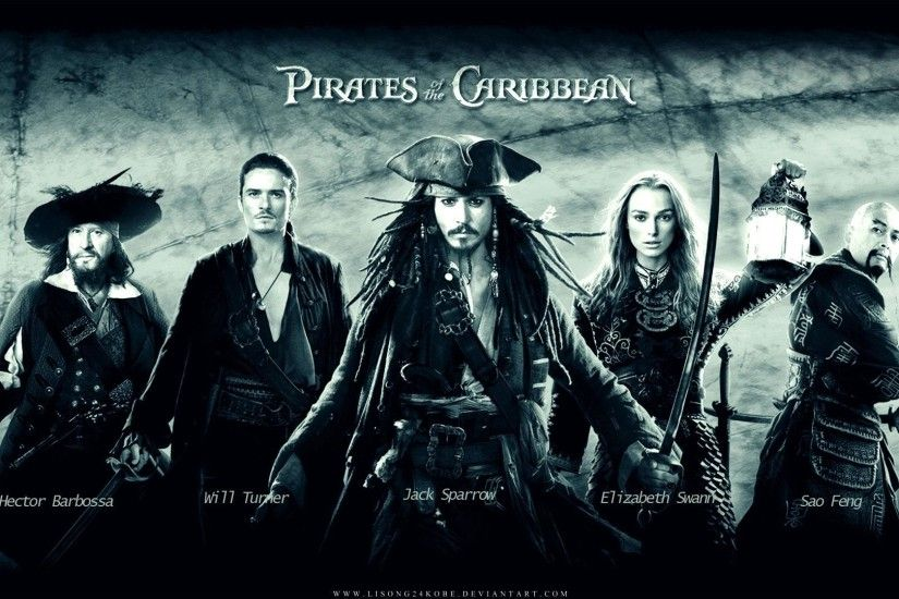 Pirates Of The Caribbean free download