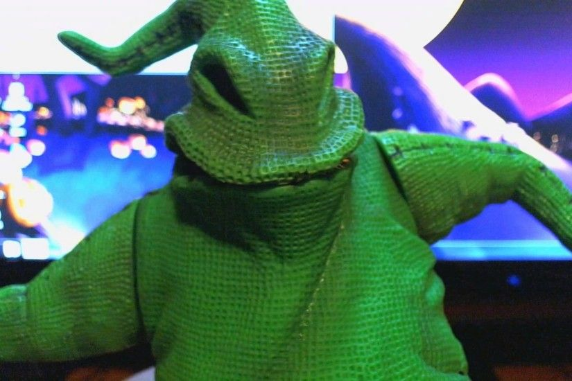 VR Reviews: NECA- Oogie Boogie vs Jack Skellington Box Set Review - YouTube