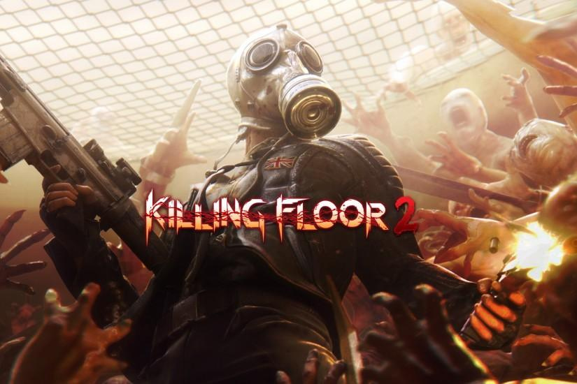 Killing Floor 2 Wallpaper