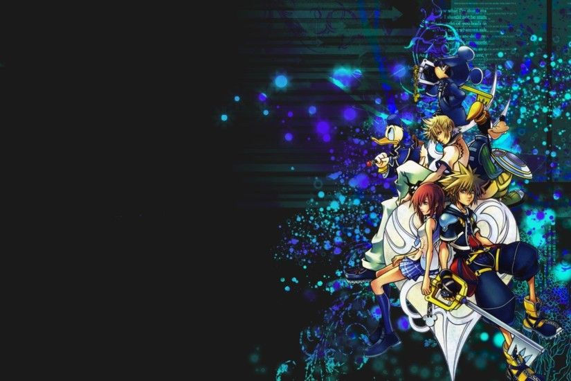 ... Kingdom Hearts 2 Wallpapers - Wallpaper Cave ...