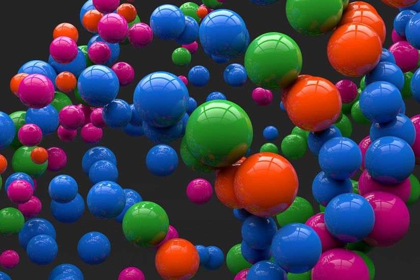 3D Multicolor Wallpaper Background 1661