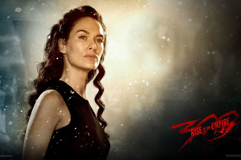 Lena Headey as Queen Gorgo – 300: Rise of an Empire