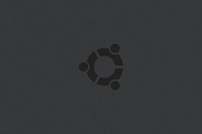 Preview wallpaper ubuntu, linux, operating system, gray, os 3840x2160