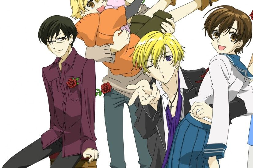 2048x2048 Wallpaper ouran high school host club, 2006, anime, characters