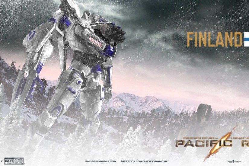 15 Epic Pacific Rim HD Wallpapers - DigitalArt.io