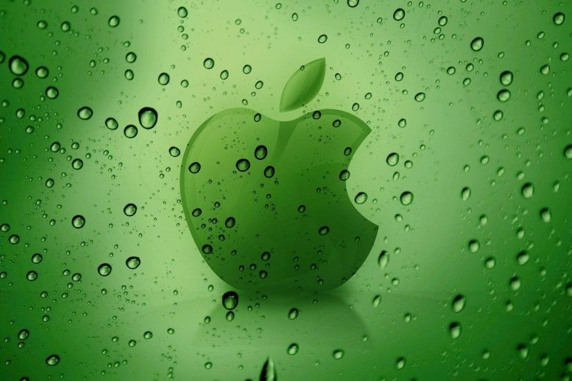 Apple Fresh, Dew Apple, Water, Droplets, Wallpaper HD Computer .