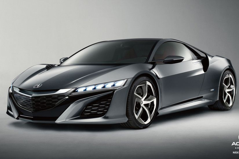 Acura NSX 2013 Wallpaper HD. Car Wallpaper Source