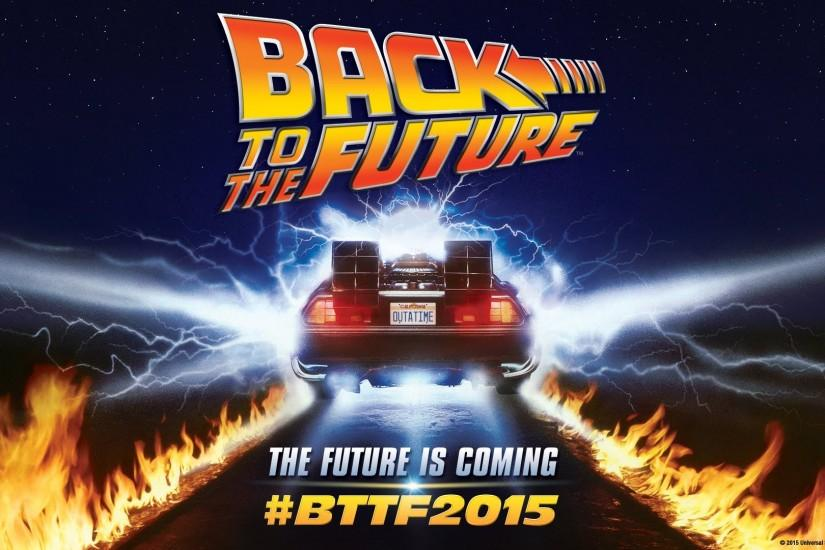 Back to the Future 30th Anniversary Trilogy (Blu-ray) Arrives 10/20/2015
