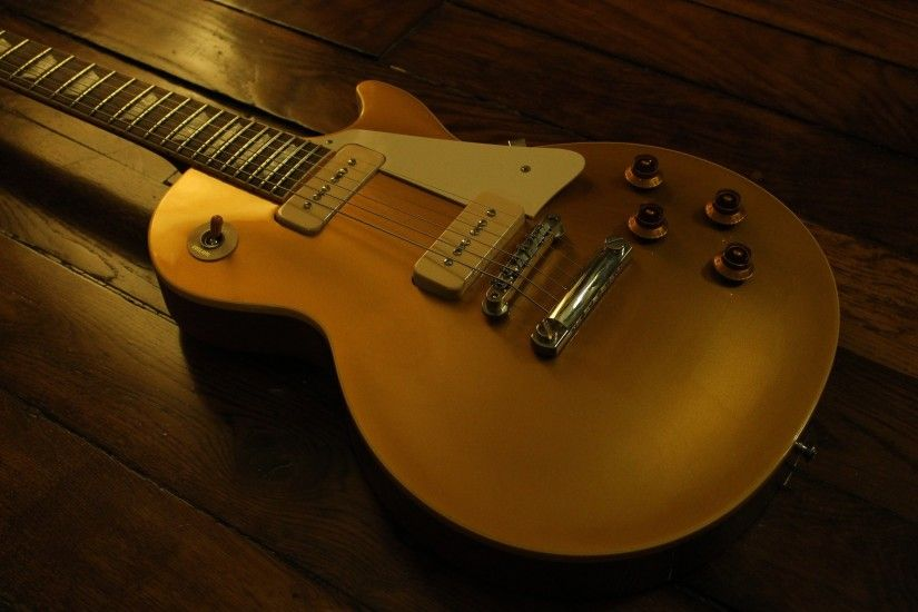 Gibson 1956 Les Paul Goldtop VOS - Antique Gold Screwy Squirrel images