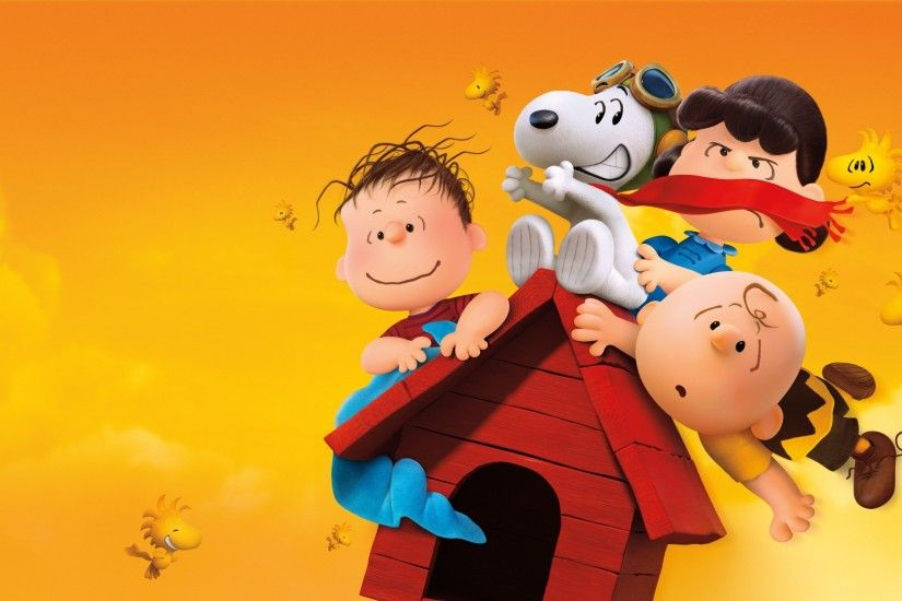 Movies / The Peanuts Movie Wallpaper