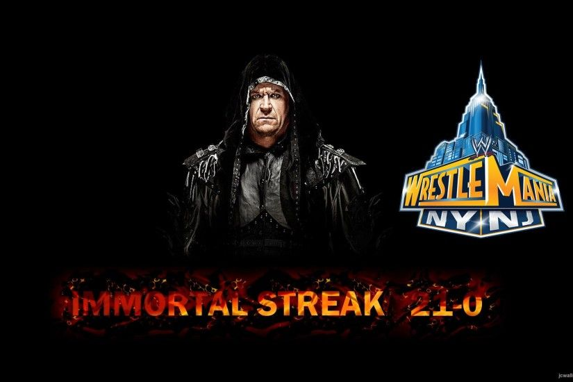 The Undertaker WrestleMania 29
