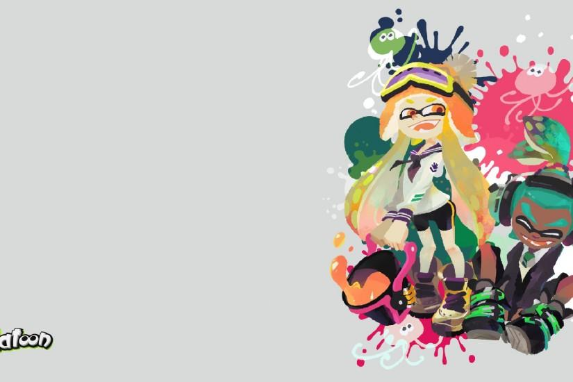 cool splatoon wallpaper 1920x1080 for android tablet