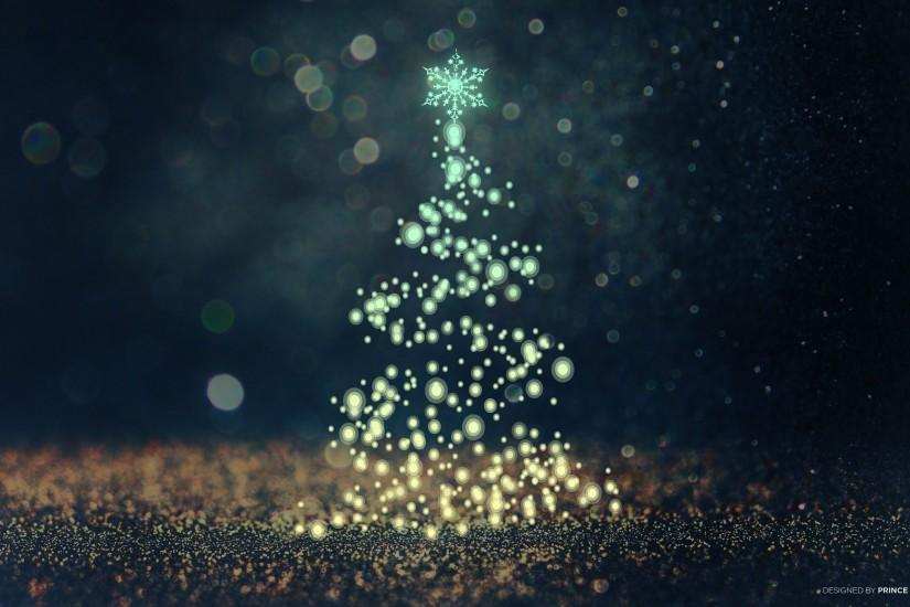 christmas tree wallpaper 2560x1600 windows 7