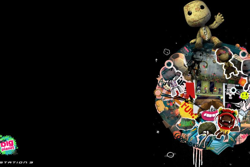 Littlebigplanet PS3 Wallpaper