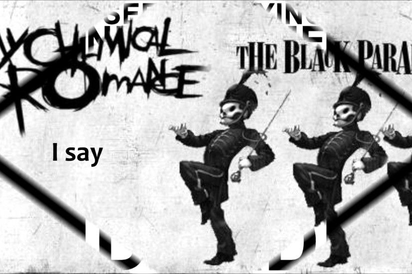 1920x1080 My Chemical Romance Three Cheers For Sweet Revenge Wallpaper Â«  Tiled Desktop Wallpaper