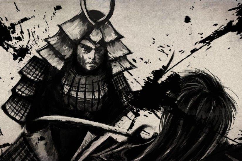 Samurai Warrior Wallpaper Hd
