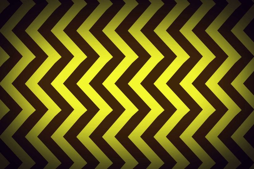 Abstract yellow and black Zigzag Background Loop for your text or logo.  cartoon animation of illustration background. Fashion and music background.  under ...