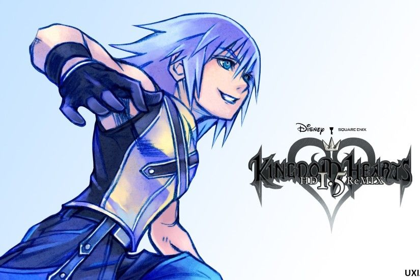 Kingdom Hearts Riku
