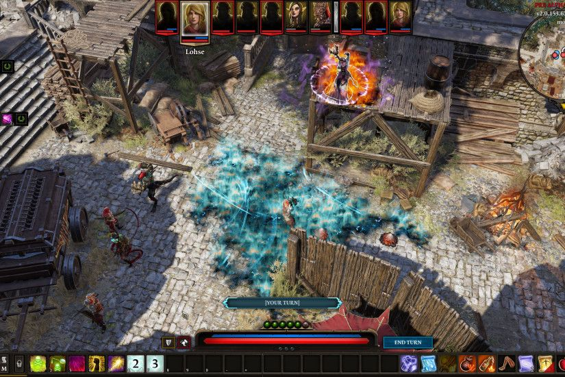 Divinity: Original Sin II preview: Choose your own reactive, gloriously  chaotic adventure