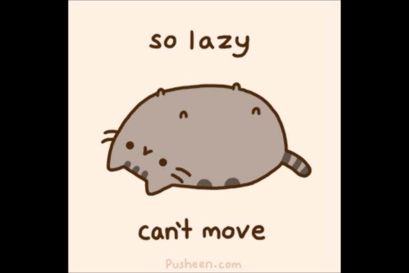 Displaying Images For - Pusheen The Cat Wallpaper.