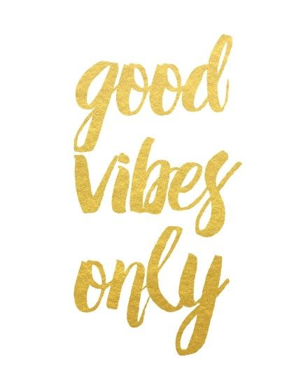 ... Gold Foil Wallpaper 49 images 1638x2048 Good Vibes Only ...