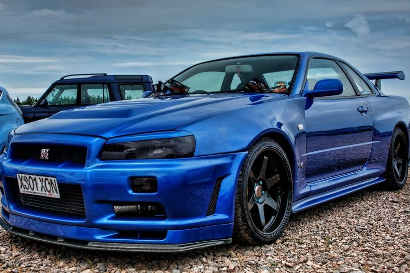 Nissan Skyline GTR R Wallpapers Wallpaper 969×546 Nissan GTR R34 Wallpapers  (47 Wallpapers