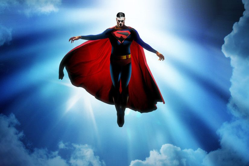 Superman HD Wallpaper. Superman HD Wallpaper 1920x1080