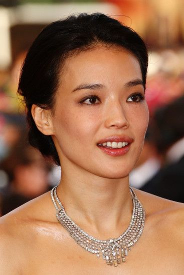 Caption:CANNES, FRANCE - MAY 13: Actress Shu Qi attends the 'Up